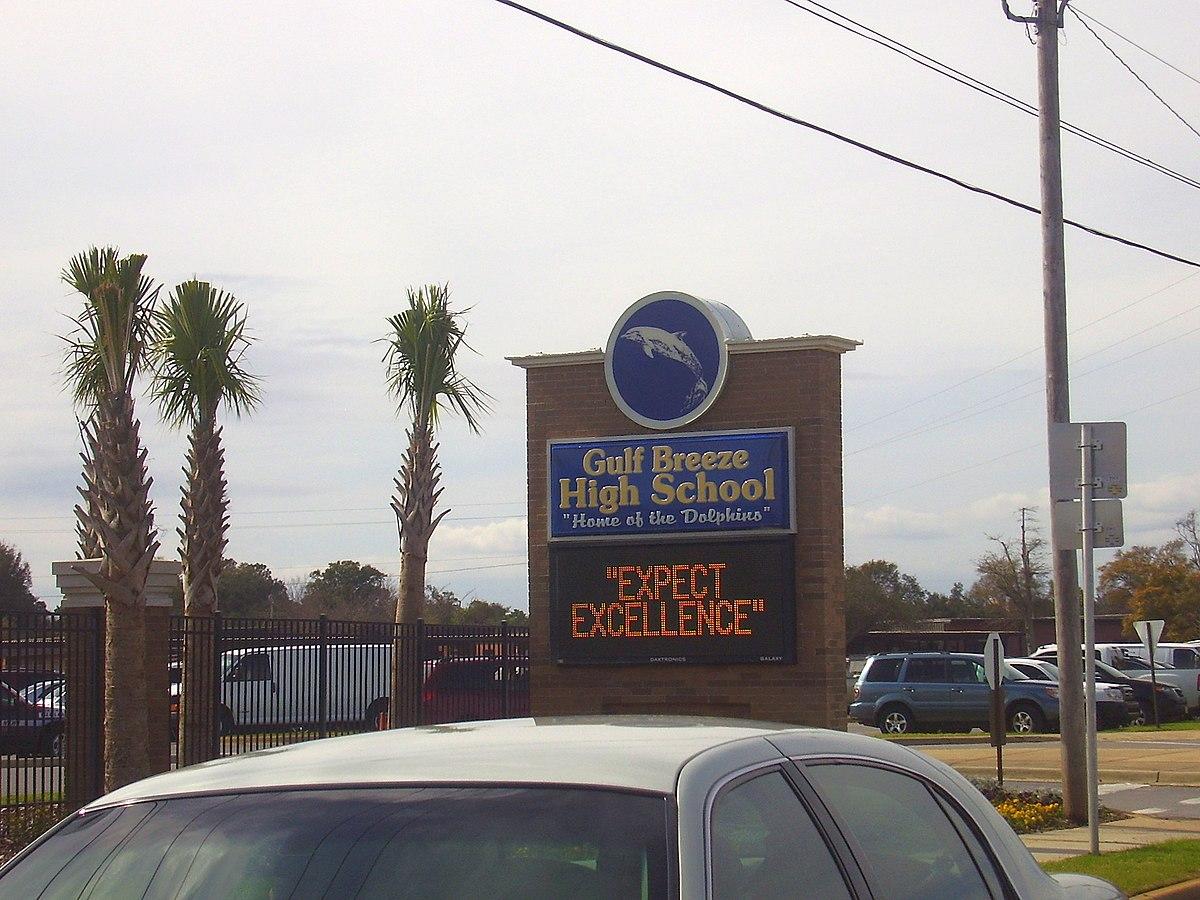 Woodlawn Beach Middle School Santa Rosa County Florida