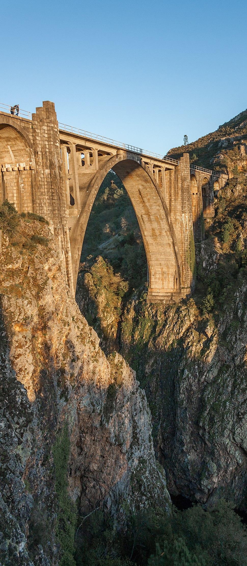 Gundián bridge, in Ponte Ulla, Vedra, Galicia, Spain (1 de 1)