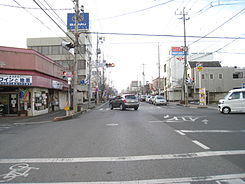 Gunma prefectural road No.2.JPG