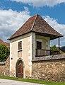 Gurk Wimitzer Landesstraße Domstift Torturm SO-Ansicht 04082019 6941.jpg