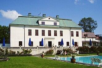 Gustav Horn, Count of Pori - Häringe Manor (Häringe slott)