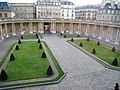 Hôtel de Soubise - courtyard.JPG