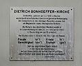 HH-Oldenfelde Bonhoeffer-Kirche Gedenktafel.jpg