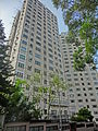 HK 天后 Tin Hau 寶雲道 Cloud View Road Viking Villa facades Block D Apr-2014 ZR2 Mega Court.JPG
