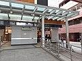 HK 港鐵 MTR 南港島線 South Island Line 利東邨站 Lei Tung Station January 2021 SS2 lift lobby 01.jpg