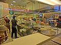 HK 銅鑼灣 Causeway Bay 糖街 Sugar Street evening Ocean Empire Food Shop restaurant kitchen counter Mar-2013.JPG