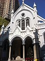 HK Mid-levels 堅道 Caine Road 聖母無原罪主教座堂 Immaculate Conception Cathedral Dec-2010.jpg