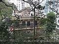 HK Sheung Wan 堅巷 Caine Lane view Hong Kong Museum of Medical Sciences 香港醫學博物館 HKMMS Mar-2011.JPG