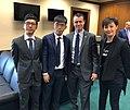 HK activists and Senator Young at US Capitol.jpg