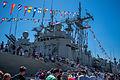 HMAS Darwin and Sydney during International Fleet Review 2013 Open Day (2).jpg
