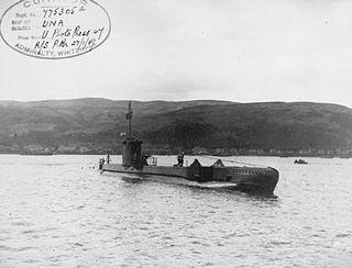 HMS <i>Una</i>
