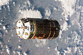 HTV-5 final approach towards the International Space Station.jpg