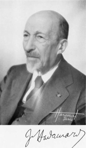 Brouwer fixed-point theorem - Jacques Hadamard helped Brouwer to formalize his ideas.
