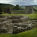 Hadrian's Wall Reconstruction at Vindolanda (7620754218).jpg