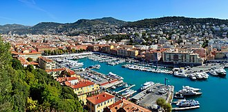 Nice - Port Lympia of Nice