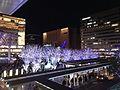 Hakata Station at night 20161210.jpg