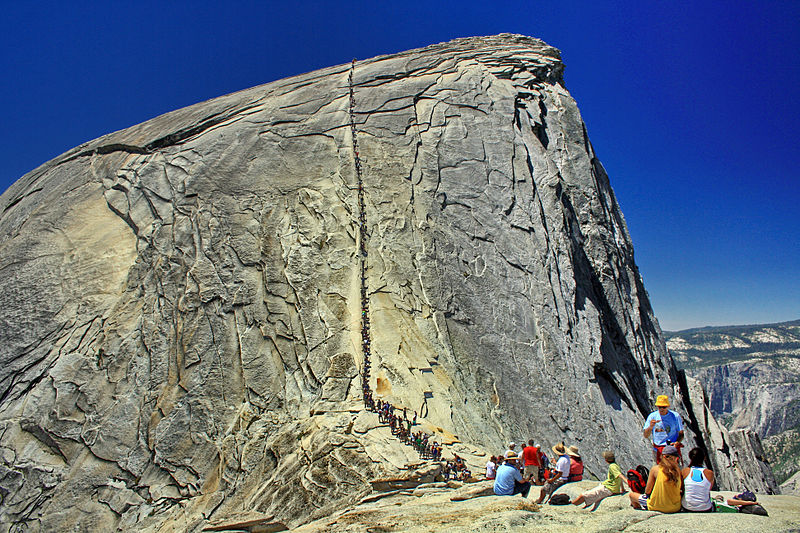 File:Half dome yosemite nationalpark t1.JPG