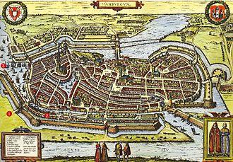 Berenberg family - Hamburg ca. 1600