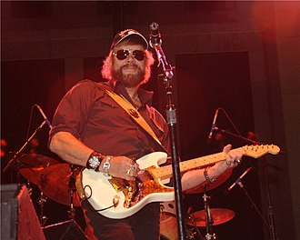 Academy of Country Music Award for Entertainer of the Year - Three-time winner Hank Williams Jr.