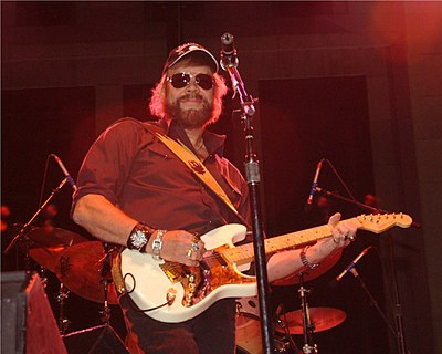 Picture of a band or musician: Hank Williams Jr.