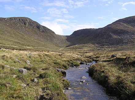 Hare's Gap, Mourne Mountains Hare's Gap - geograph.org.uk - 66827.jpg
