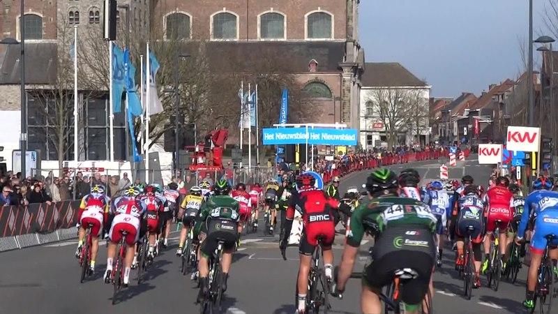 File:Harelbeke - Driedaagse van West-Vlaanderen, etappe 1, 7 maart 2015, aankomst (A19A).ogv