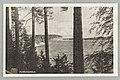 Harjutie, Pöllänselkä, Kivisilta, Mustanni, Pöllänsaari, A. V. Heikkinen 1940s PK0309.jpg