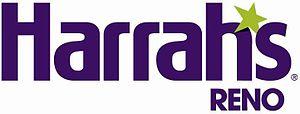 Harrah's Reno - Image: Harrah's Reno logo (2)
