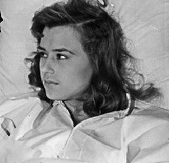 Harriet Andersson - Harriet Andersson in 1952.