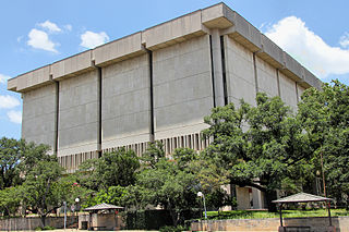 Harry Ransom Center archive, library, and museum at the University of Texas at Austin
