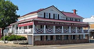 Hartville, Ohio Village in Ohio, United States