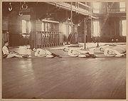 Harvard Tug of War team, 1888.