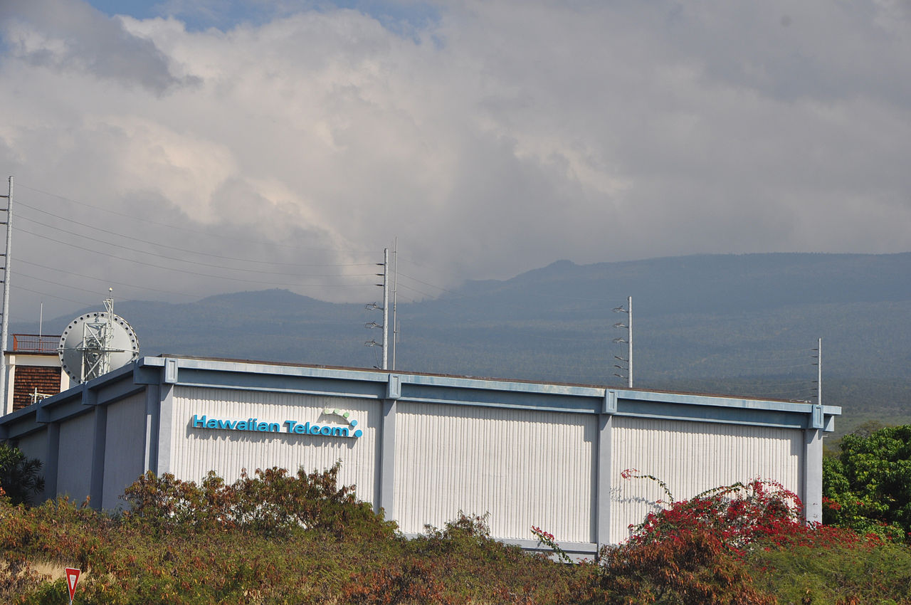 File:Hawaiian Telcom in Kailua Kona, HI, USA.jpg - Wikipedia