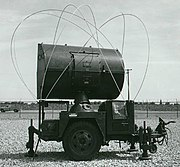 Hawk CWAR radar