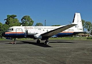 Atlantic Airlines de Honduras