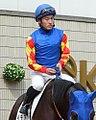 Hayato-Yoshida(Jockey)20101024.jpg