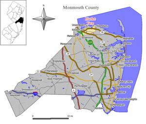Hazlet, New Jersey