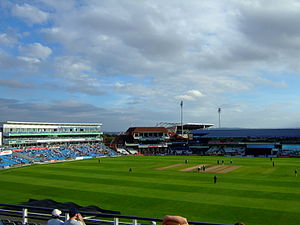 Emerald Headingley Stadium - The cricket ground in 2006.