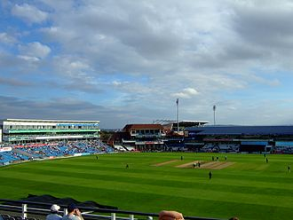 Headingley Cricket Ground - Image: Headingley Cricket Stadium