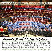 Hearts And Voices Raising CD cover