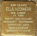 Heidelberg - Stolpersteine Ella Hochherr.jpg