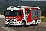 Heidelberg Airfield - Feuerwehr Edingen-Neckarhausen - Mercedes-Benz Atego 1329 F - Thoma-Wiss - HD-EN 242 - 2018-07-20 18-12-49.jpg