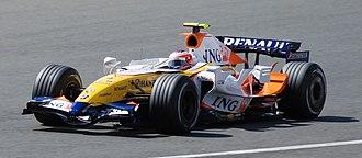 Heikki Kovalainen - Kovalainen at the 2007 British Grand Prix