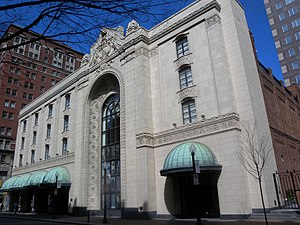 Theatre in Pittsburgh - Heinz Hall for the Performing Arts
