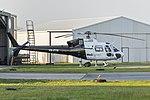 Heli Surveys (VH-PTH) Aérospatiale AS 350BA Ecureuil at Wagga Wagga Airport.jpg
