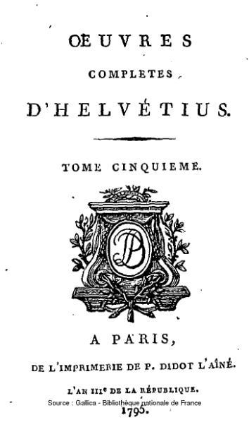File:Helvétius - Œuvres complètes d'Helvétius, tome 5.djvu