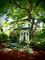 Hemingway House-Garden.JPG