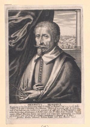 Hondius, Hendrick (1573-1650)
