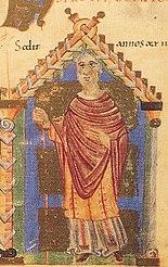 Bishop Heribert in the Pontifical Gundekarianum