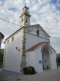 Hermitage of Virgen de los Desamparados, Montanejos 01.JPG